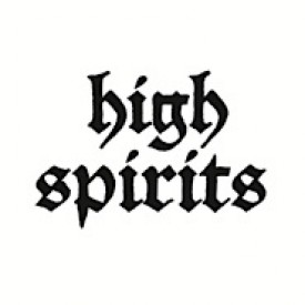 "High spirits - same 7""  (White - US Version)"