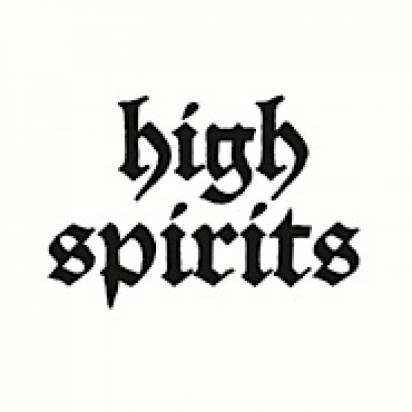 "High spirits - same 7""  (clear - US Version)"