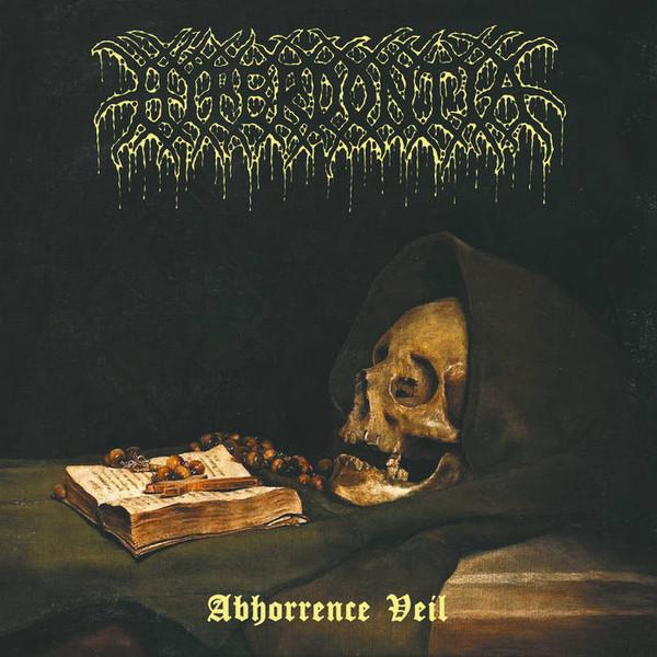 "Hyperdontia - Abhorrence veil  7"""