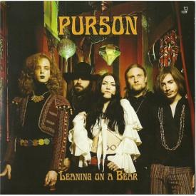 "Purson - leaning on a bear 7"""