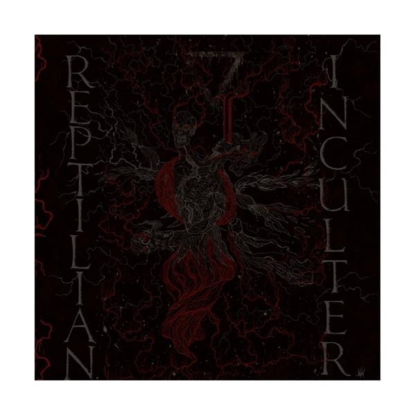 "Reptilian / Inculter split 7"""