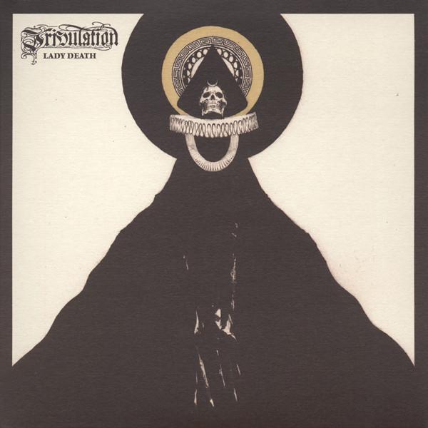 """Tribulation - Lady death  7"""""""