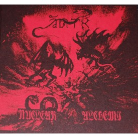 Watain - Nuclear alchemy  7""