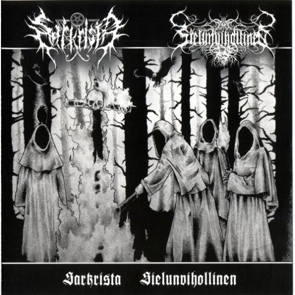 Sarkrista / Sielunvihollinen - Split LP