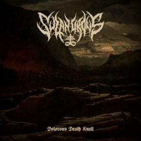 Sulphurous - Dolorous death knell  LP