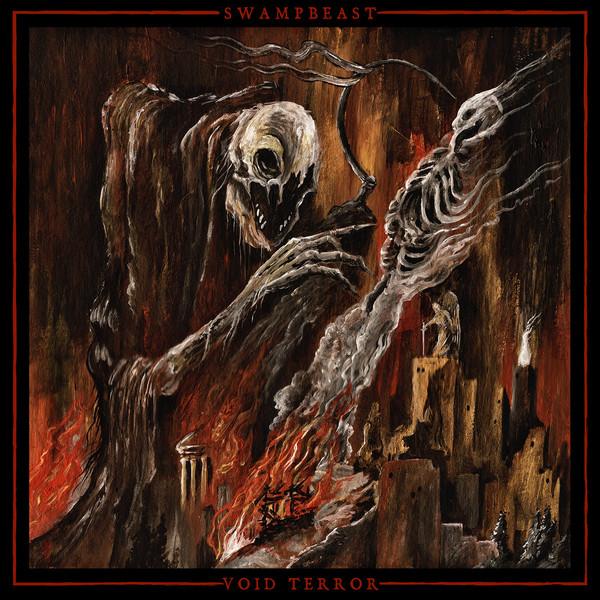 Void terror / Swampbeast - Split LP
