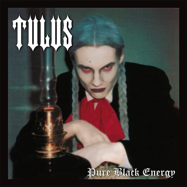 Tulus - Pure black energy LP