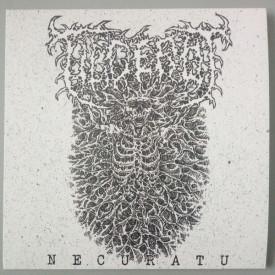 """Ulcerot - Necuratu 7""""  (clear)"""
