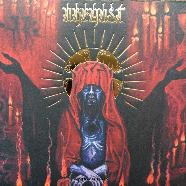 Urfaust - Apparitions MLP (Red)