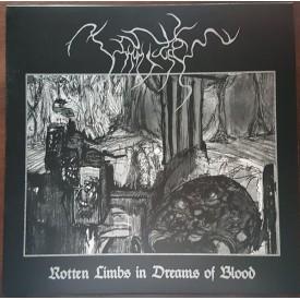 Uskumgallu - Rotten Limbs in Dreams of Blood LP
