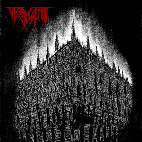 Vesicant - Shadows of cleansing iron LP