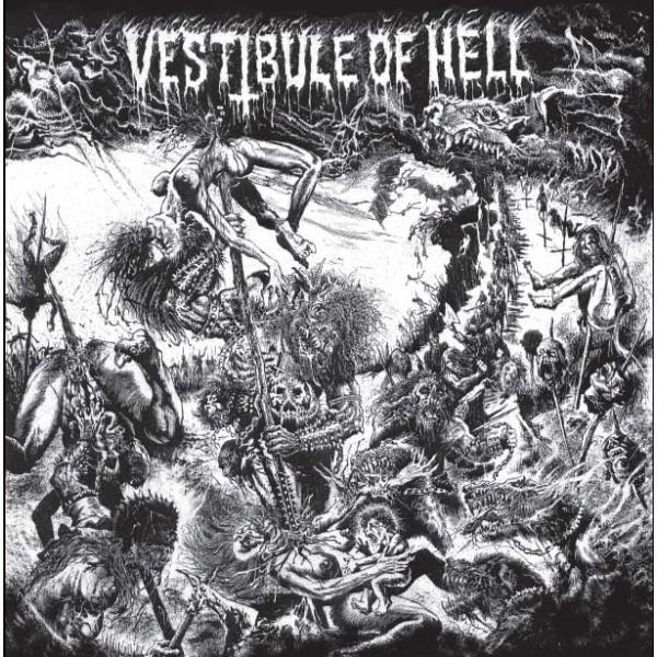Vestibule of hell  Compilation LP Black vinyl