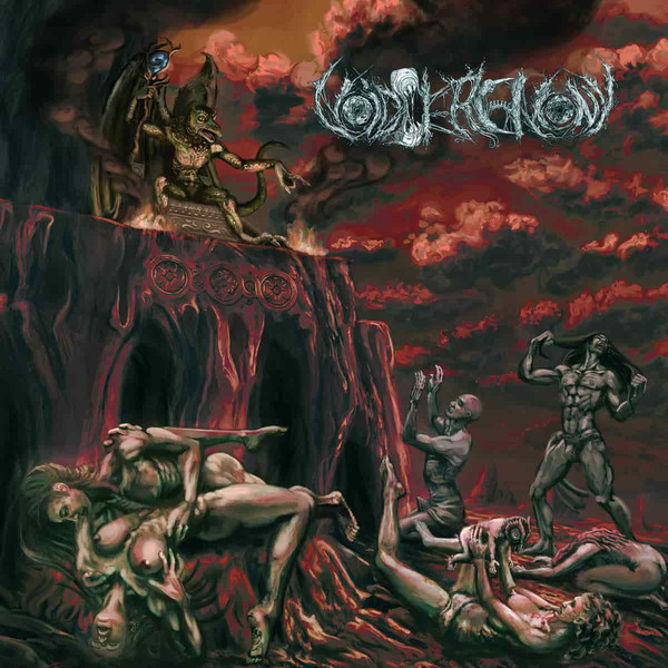 Void ceremony - Foul origins of humanity CD