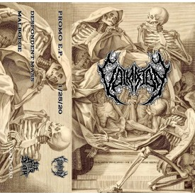 Vomiation - Promo 1/25/20 Cass
