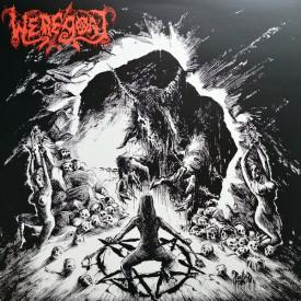 Weregoat - Unholy exaltation of fullmoon perversity LP