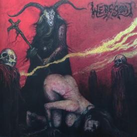 Weregoat - Slave Bitch of the Black Ram Master LP