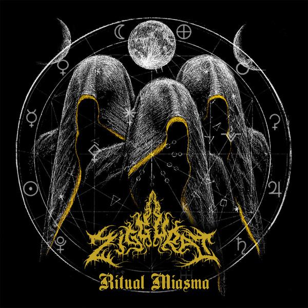 Ziggurat - Ritual miasma  MLP