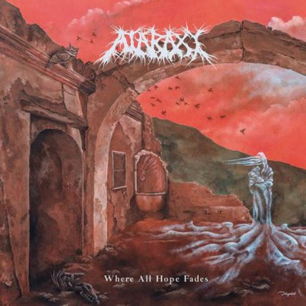 Ataraxy - Where all hope fades LP