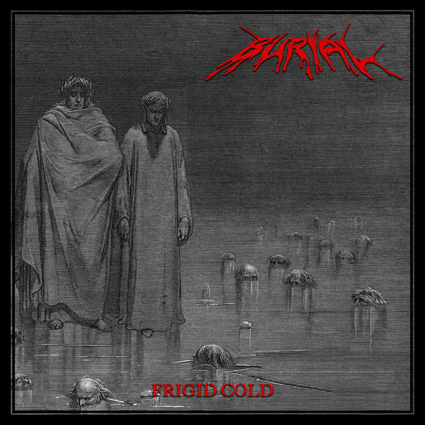 Burial - Frigid cold  CD