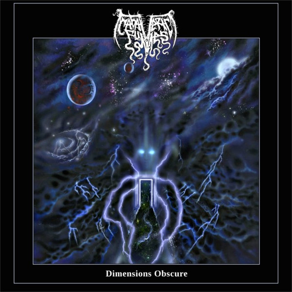 Cadaveric fumes - Dimensions obscure  MLP (Purple)