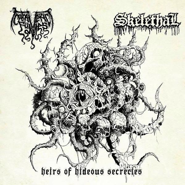 """Cadaveric fumes / Skelethal -  split 7"""""""