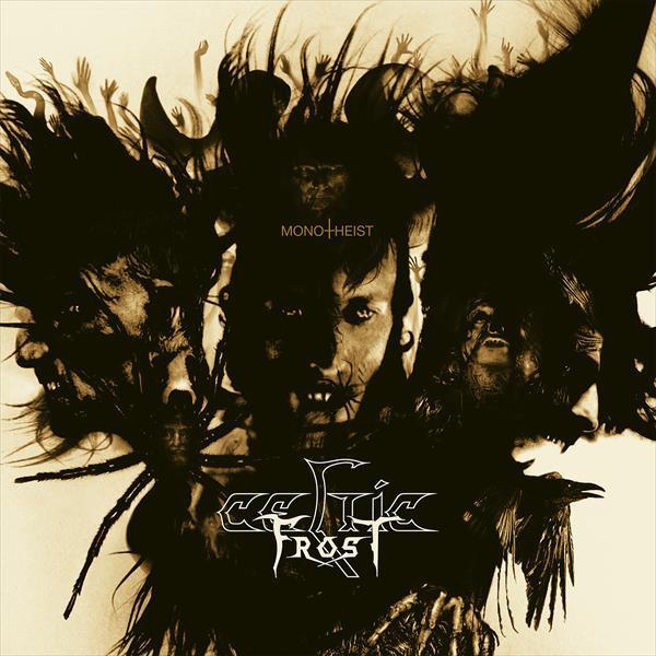 Celtic frost - Monotheist 2LP