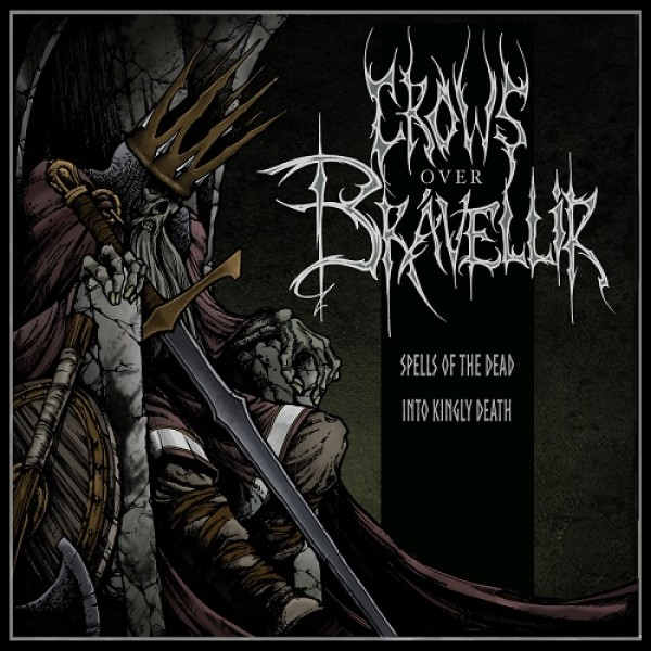 "Crows over brávellir - 12"""