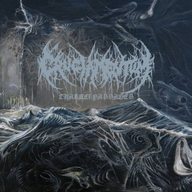 Cruciamentum - Charnel passages LP (Clear)
