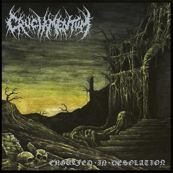 Cruciamentum - Engulfed in desolation  MCD