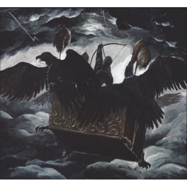Deathspell omega - The synarchy of molten bones LP