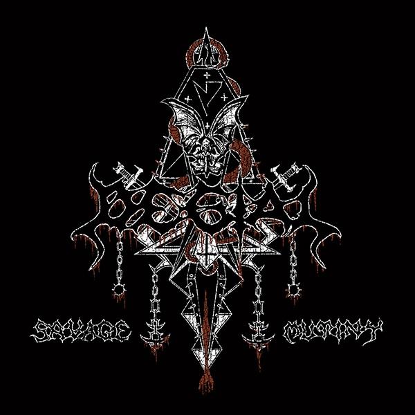 Degial - Savage mutiny LP