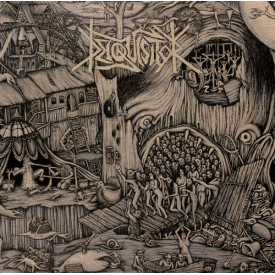 Deiquisitor - Downfall of the apostates LP