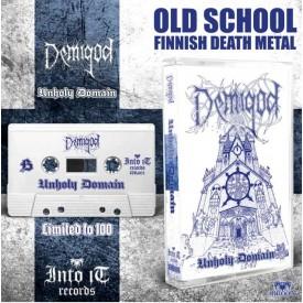 Demigod - Unholy domain Cass
