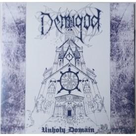 Demigod - Unholy domain LP  (blue)