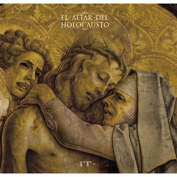 El altar del holocausto - I T  LP   (Black / yellow)