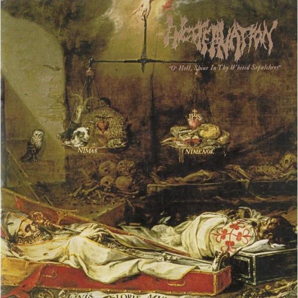 Encoffination - II – O' Hell, Shine In Thy Whited Sepulchres LP  (green)