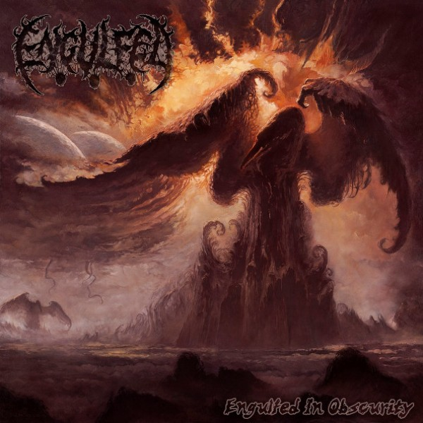 Engulfed - Engulfed in obscurity LP