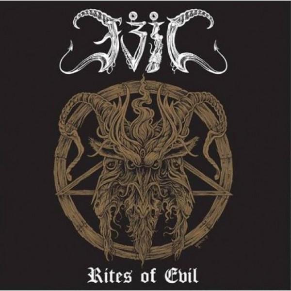 Evil (Japan) - Rites of evil LP