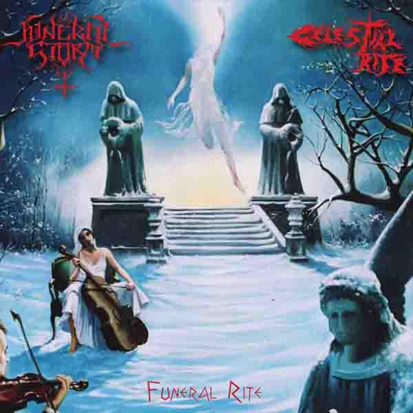 Funeral storm /  Celestial rite split MLP