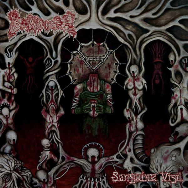Galvanizer - Sanguine vigil LP