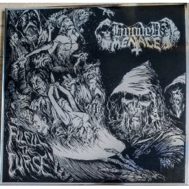 Hooded menace - Fulfill the curse  2LP