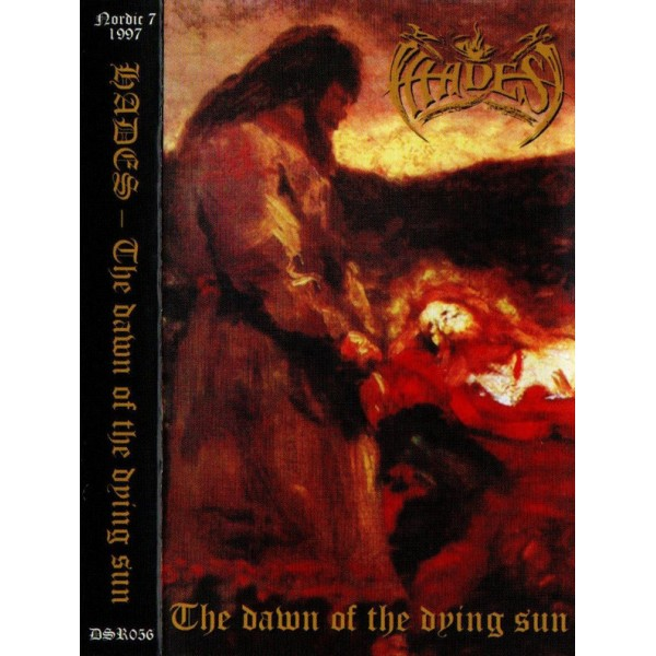 Hades - The dawn of the dying sun  Cass
