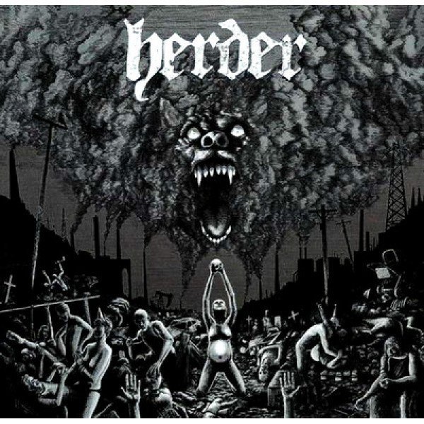 Herder - gods LP