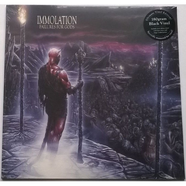 Immolation - Failures for gods LP