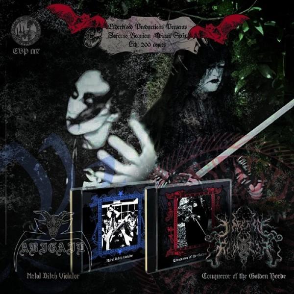 Inferno requiem / Abigail split CD
