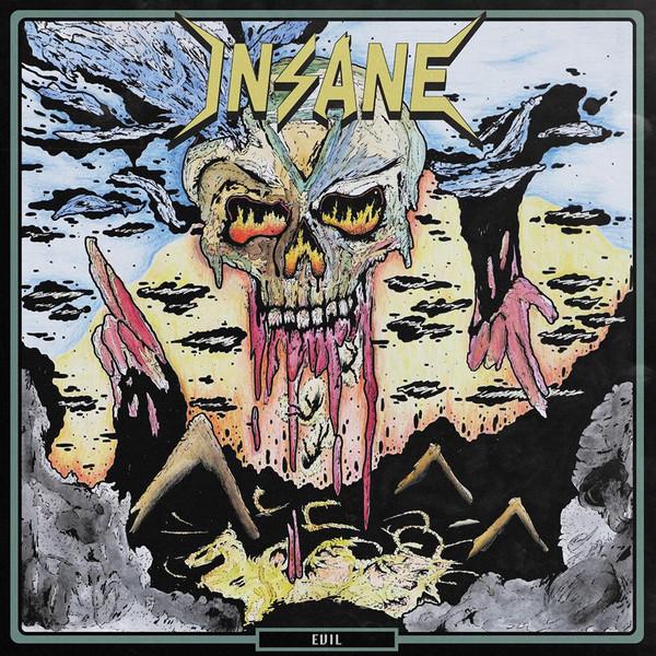 Insane - Evil LP