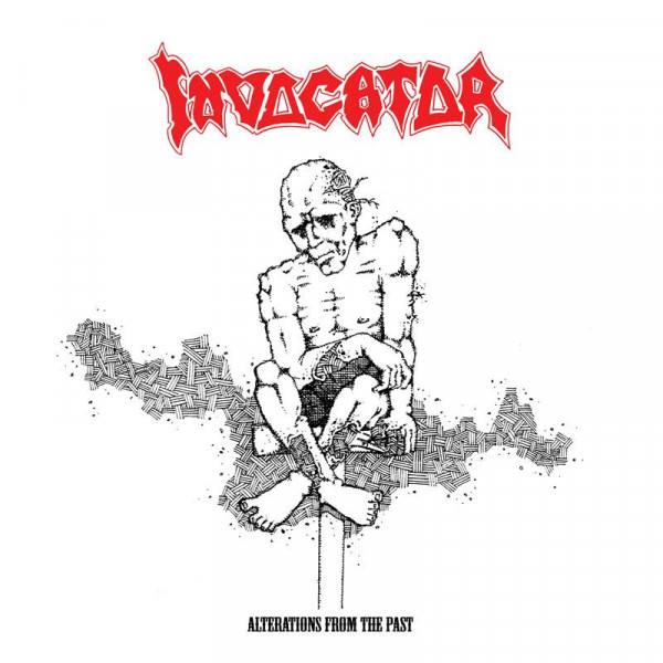 Invocator - Alterations from the past 2LP (White)