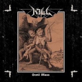 Kill - Devil mass LP