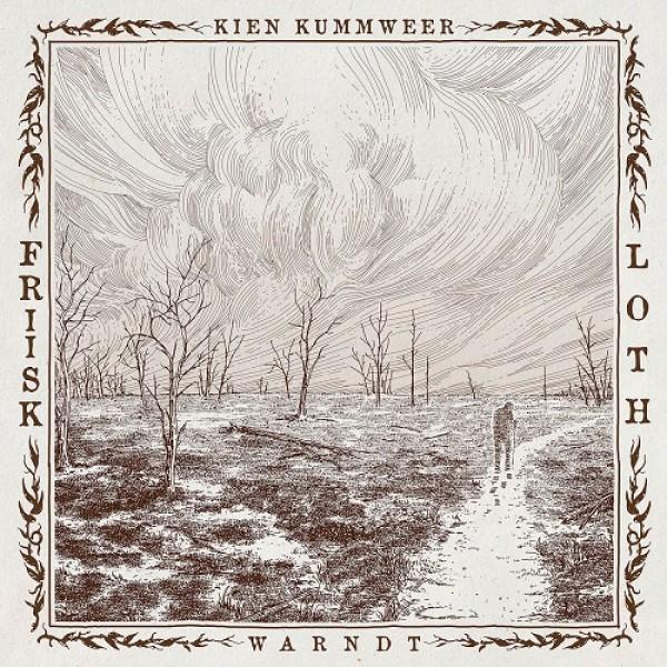 Friisk / Loth - split LP