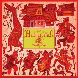 Malokarpatan - Stridzie dni CD